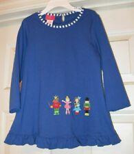 Claire & Charlie boutique dress - S (4-5), Nutcracker Ballet, blue, gorgeous!