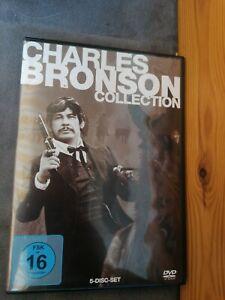 Charles Bronson Box  [5 DVDs] (2013)