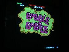 BOBBLE BOBBLE TAITO Bootleg ARCADE non-JAMMA P.C.BOARD with Jamma Adaptor
