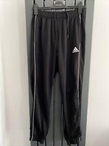 ADIDAS Black Track Pants Size M