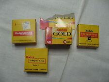 Kodak Kodachrome II 25ft. Double 8mm Daylight Color Movie Film Kodak Gold, Etc