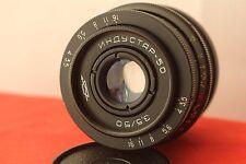INDUSTAR 50 3.5/50 mm USSR Russian lens M42