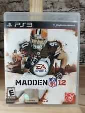 Madden NFL 12 (Sony PlayStation 3, PS3)complete