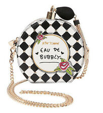 Betsey Johnson KITSCH PERFUME CROSSBODY Handbag Eau De Bubbly - PinUp Retro