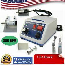 110v Dental N3 Lab Marathon 35k Rpm Micro Motorstraightcontra Angle Handpiece