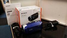 Sony Handycam HDR-CX240 9.2 Megapixles 1080p