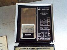 Amprobe Ac Kilowatt/Kilovar Recorder Law79