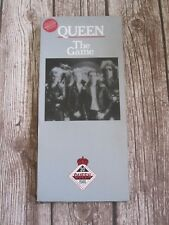 QUEEN : The Game USA Long Box Package CD Album Hollywood Records 1991