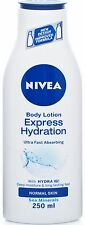 NIVEA BODY LOTION EXPRESS HYDRATION NORMAL SKIN - 250ML *