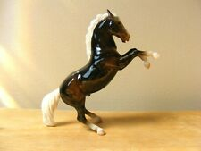 Breyer Stablemate 70th Anniversary Mystery Horse Surprise Fighting Stallion