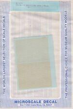 60-124-6 Stripes 1 inch & 2 in width -Yellow
