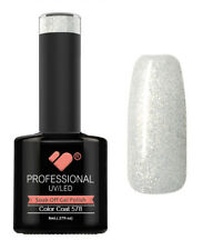 578 VB™ Line Gold VIP White Status - UV/LED soak off gel nail polish