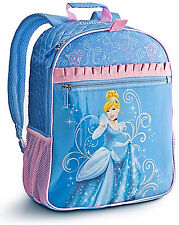 Disney Store Authentic Cinderella School Backpack