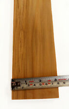ONE piece PLANED + SANDED TEAK 3/4 x 3 x 36 inches long for speargun or deck