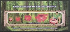 PILIPINAS 2007 -THE LIFECYCLE OF RAFFLESIA(World's largest flower)POSTFRIS Hk955