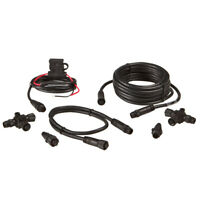 Lowrance 124-69 Network Starter Kit For GlobalMap Series w/ Two T-connectors
