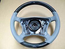 1 MERCEDES w220 w215 AMG Classe S legno volante nuovo volante CL