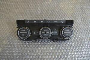 Original VW Golf 7 Klimabedienung Klimabedienteil Standheizung 5G0907044S a22272