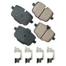 Akebono EUR1549 Frt Ceramic Brake Pads