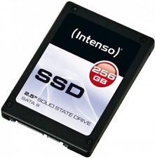 Disco Duro SSD Interno INTENSO HD11270352 256GB