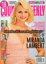 Country Weekly 2/15,Miranda Lambert,February 2015,NEW