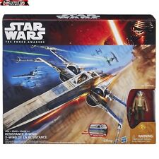 Resistance X-Wing Fighter Star Wars The Force Awakens Hasbro Poe Dameron