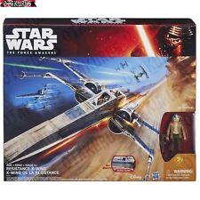 Résistance x-wing fighter Star wars the force éveille Hasbro PoE DAMERON