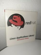 Red Hat Linux Applications Library Workstation Edition *New Sealed*