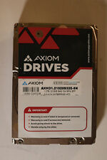 Axiom AXHD1.2 SAS 1.2TB HDD - SAS HDD - 1.2 TB SAS 2.5''