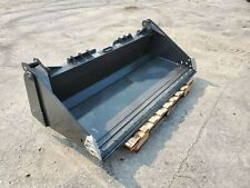 New Cid 84 Skid Steer 4 In 1 Combination Bucket Attachment Extreme Duty With Boce
