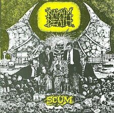 NAPALM DEATH - SCUM USED - VERY GOOD CD