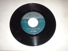 Oldies 45RPM - Platters - I'll Cry When You're Gone