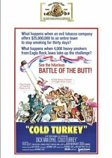 Cold Turkey DVD - Dick Van Dyke, Bob Newhart, Pippa Scott, Tom Poston