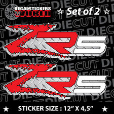 *NEW* ZR-5 4x4 VINYL DECAL STICKER S-10 EXTREME Sonoma ZR-2 S10 pickup truck 439