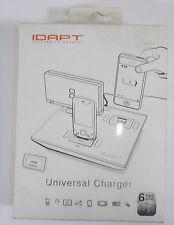 IDAPT AUDI DESIGN UNIVERSAL CHARGING SYSTEM - IPHONE NOKIA SONY MICRO MINI USB