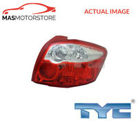 REAR LIGHT TAIL LIGHT RIGHT TYC 11-11767-01-2 G NEW OE REPLACEMENT