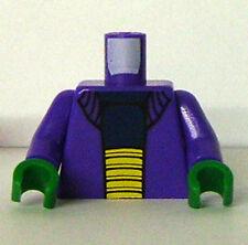 LEGO Star Wars - Minifig Torso Sweater, Dark Blue Shirt & Large Yellow Belt