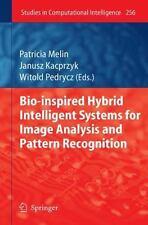 Studies in Computational Intelligence: Bio-Inspired Hybrid Intelligent Systems …