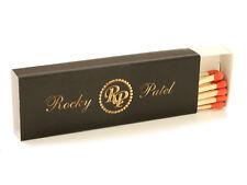 Zigarrenstreichhölzer Rocky Patel Streichhölzer lang Zigarre Cigarre Pfeife