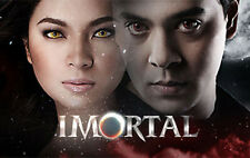 Imortal Complete Set with English Subtitles DVD teleserye