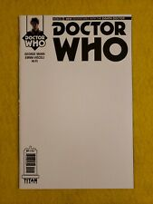 Doctor Who (8th Doctor) #1 BLANK Sketch Variant