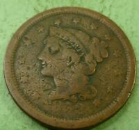 1852 Large Cent   #LC52 lower grade