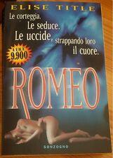 ROMEO di ELISE TITLE  (anno 1996)
