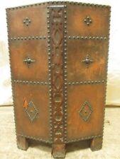 Oak Arts & Crafts Antique Furniture Stands