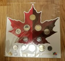 2017 MY CANADA UNCIRCULATED SET COLLECTION SILVER GLOW DARK (3 items)