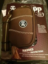 Crumpler The P.P. 55  Camera/Phone/MP3 Player Pouch Brown ipod vape protector