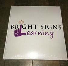 Bright Signs Learning Multi-Sensory Video Series - Brand New Sealed