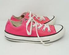 Converse All-Star Low Top Sneakers Pink & White Women's US 6 / Men's US 4