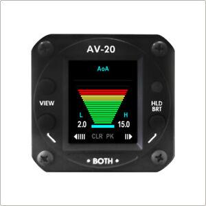 UAVIONIX AV-20S Multi-Function Panel Display 2.25in Display