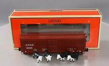 Lionel 6-27885 ATSF ACF 40-Ton Stock Car EX/Box
